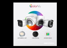 Teledijital HİKVİSİON ColorVu Kamera