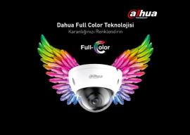 Teledijital DAHUA Full Color Kamera